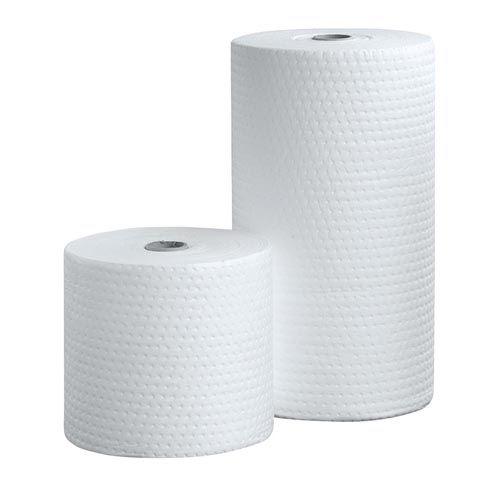 Rollos absorbentes hidrofóbicos