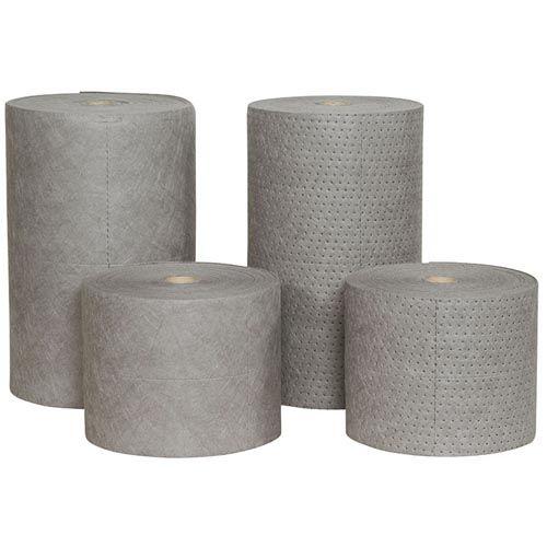 Rollos de absorbente universal