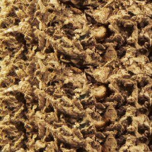 Absorbente granulado hidrofóbico